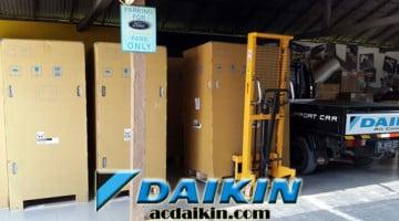 Proyek AC Daikin VRV di Kampial Bali