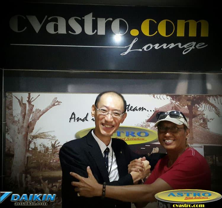 Sales Director Daikin