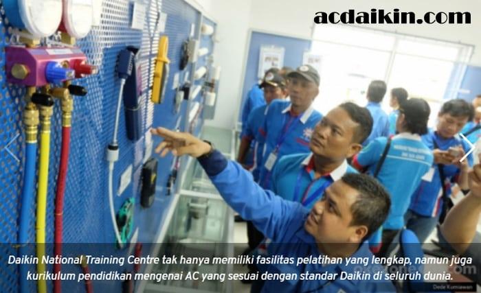 Pusat Pelatihan AC Daikin